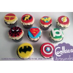 SUPER HEROES COOLKIES
