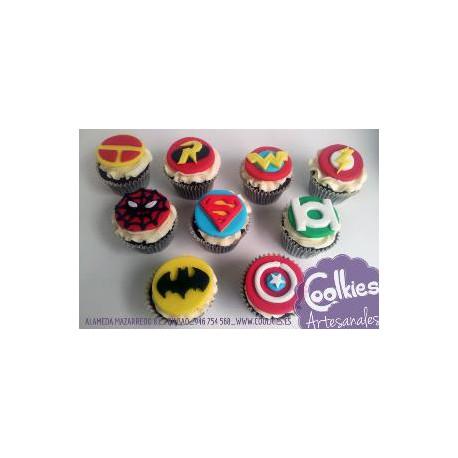 SUPER HEROES COOLKIES
